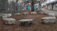 Our New outdoor classroom supported by our PAC is being used now with many new learning opportunities, for our students. Thank you PAC!